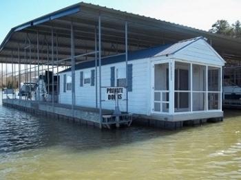 2007 Custom Houseboat