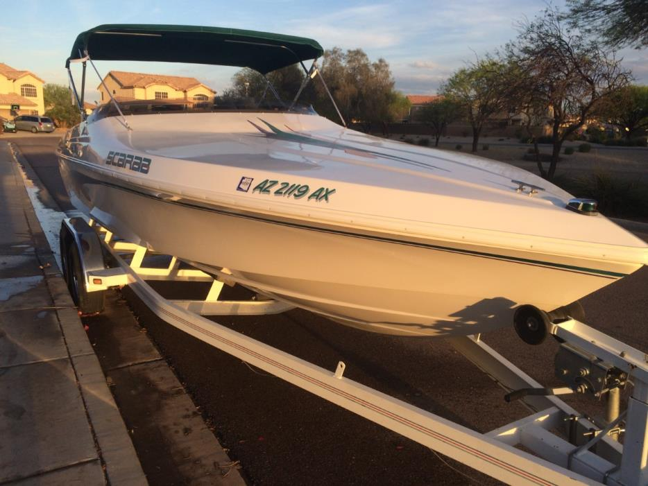 1994 Wellcraft Scarab 22