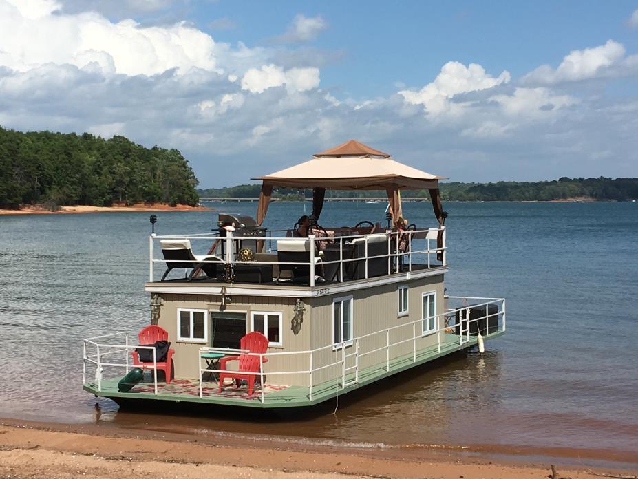 1960 Westmoreland Houseboat