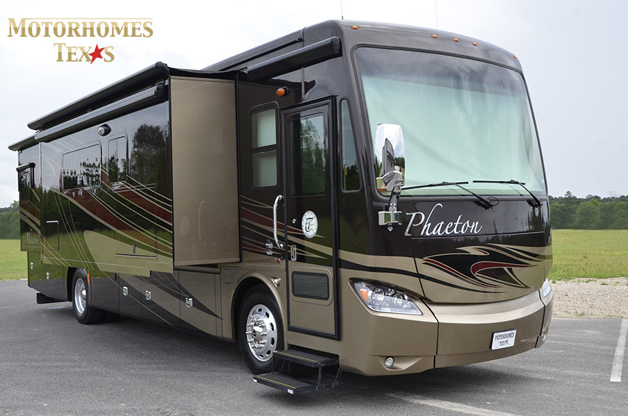 2014 Tiffin Phaeton 36 GH