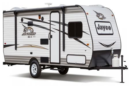 2017 Jay Flight By Jayco Jay Flight SLX 145RB BAJA