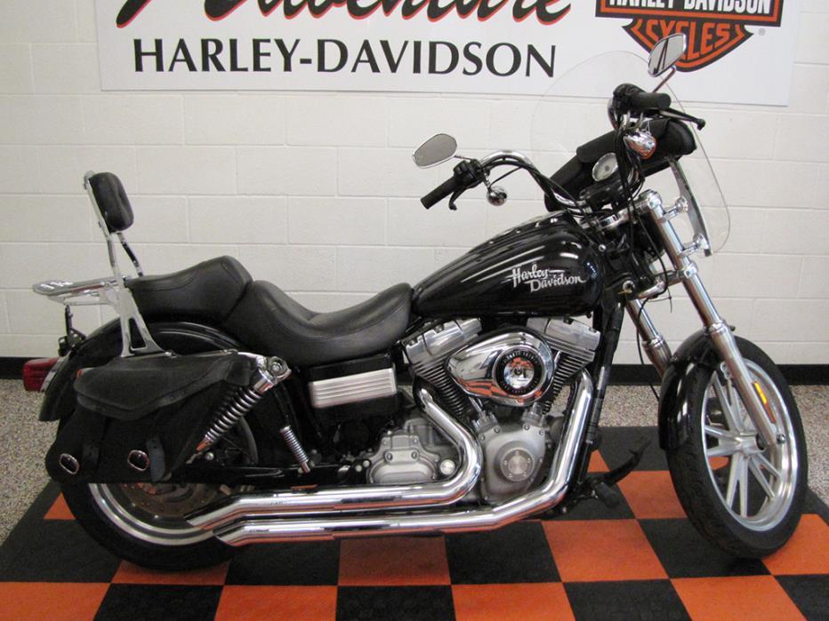 2009 Harley-Davidson Dyna Super Glide FXD