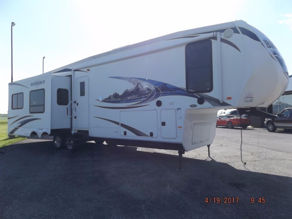 2012 Heartland BIGHORN BIG HORN 3685RL, 1