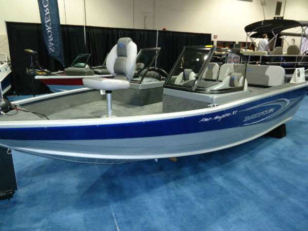 2016 Smoker Craft Pro Angler 172 XL