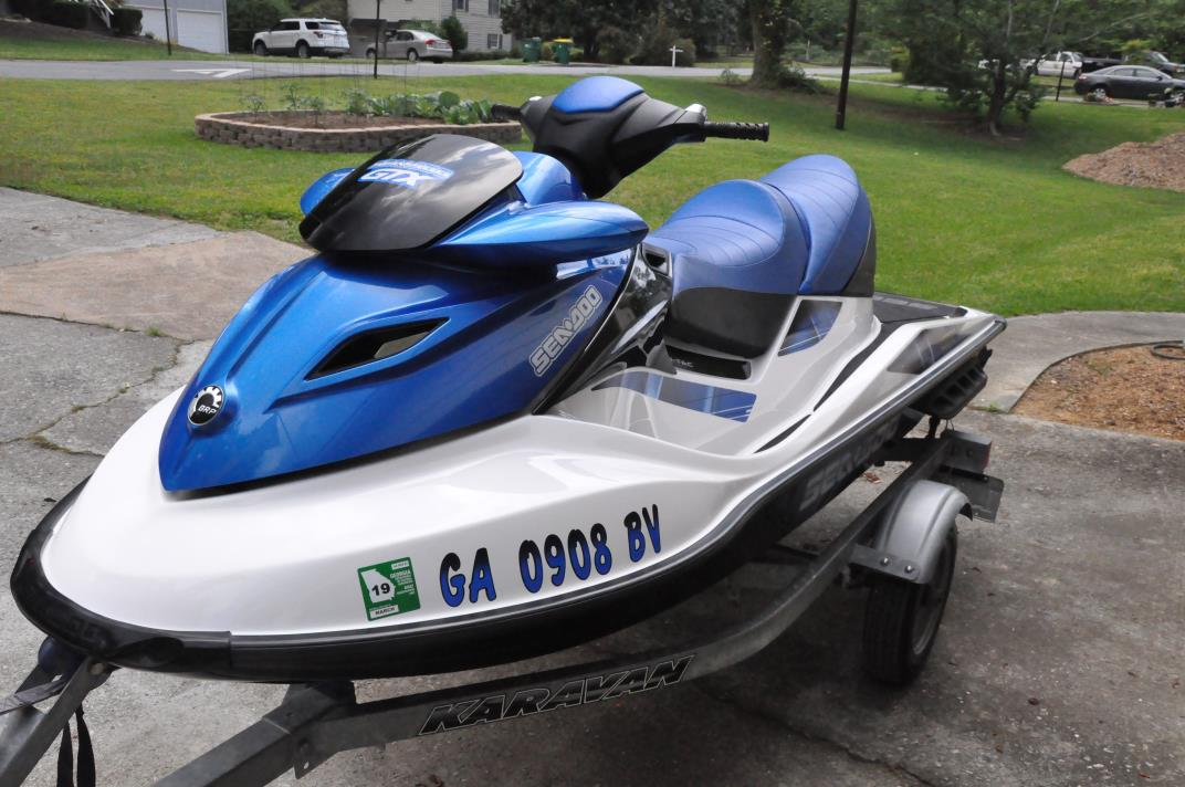 2007 Sea-Doo GTX
