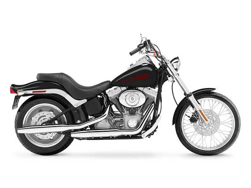 2006 Harley-Davidson FXST - Softail Standard