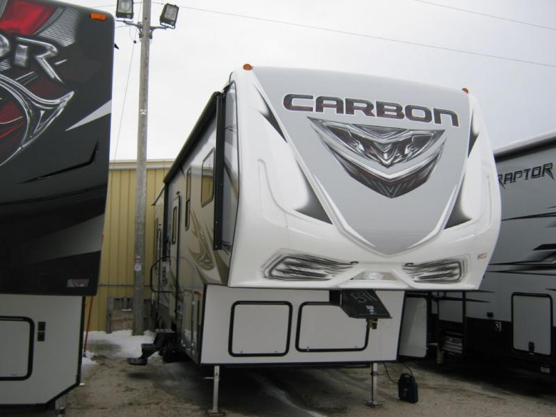 2017 Keystone Rv Carbon 337
