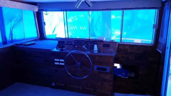 1980 Gibson 50 Houseboat