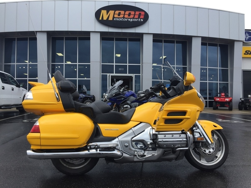 2010 Honda Gold Wing ABS
