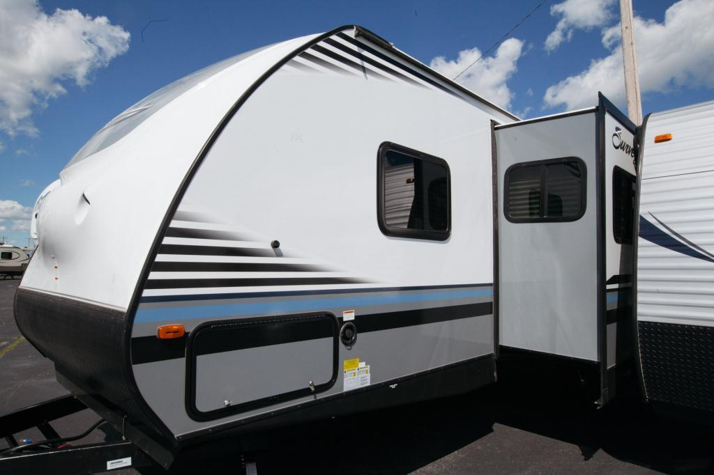2018 Forest River Surveyor 295QBLE, 0