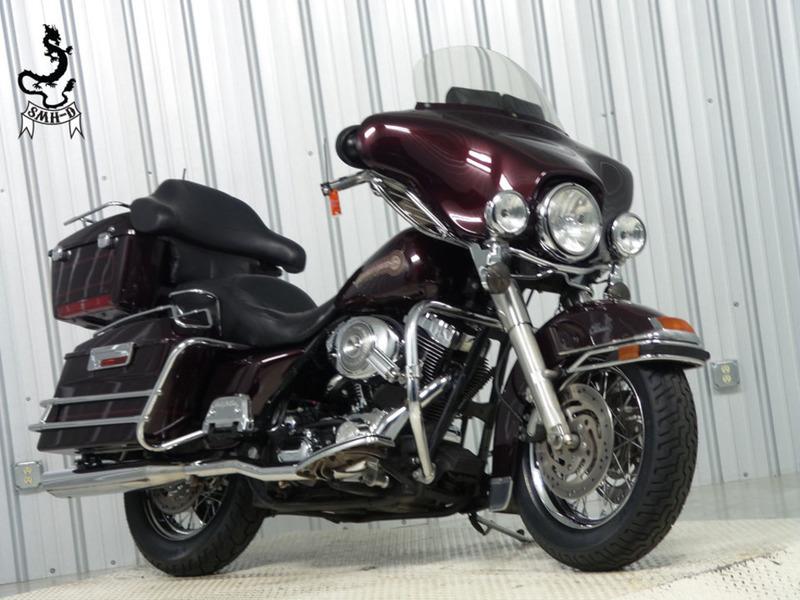 2005 Harley-Davidson FLHTCI-Electra Glide