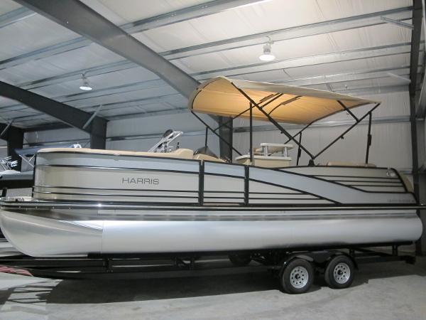 2015 Harris FloteBote Grand Mariner SEL 250