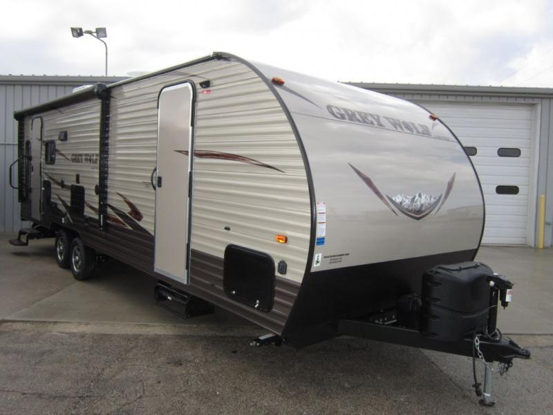 2016 Forest River Rv Cherokee Grey Wolf 26RL