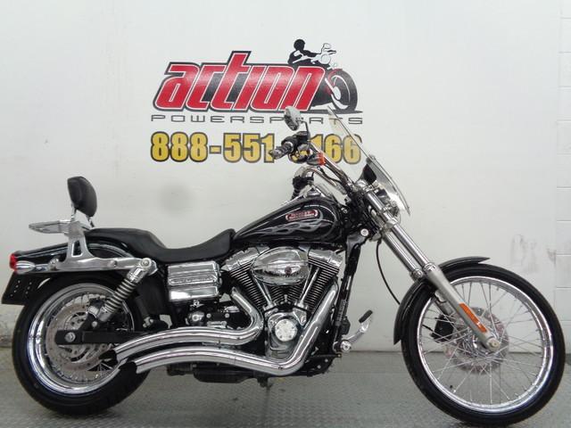 2006 Harley Davidson Wide Glide