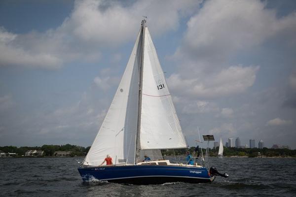 1972 Morgan 27