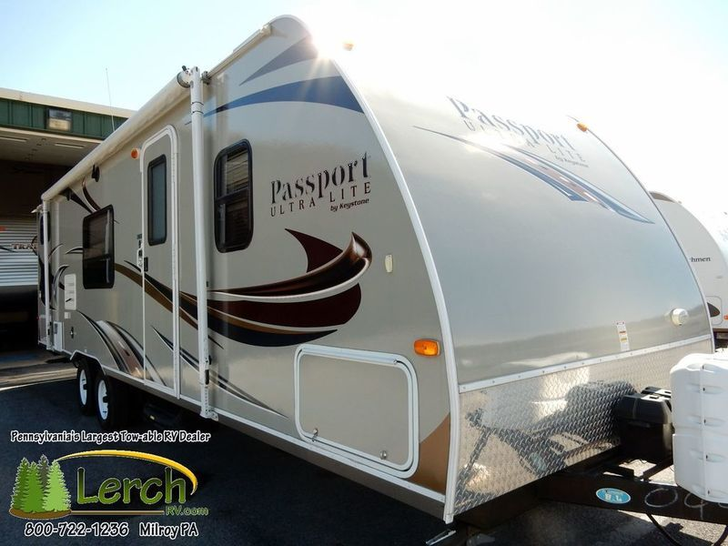 2014 Keystone Rv Passport 280BH