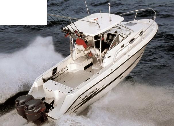 2002 Hydra-Sports Vector 2600 WA
