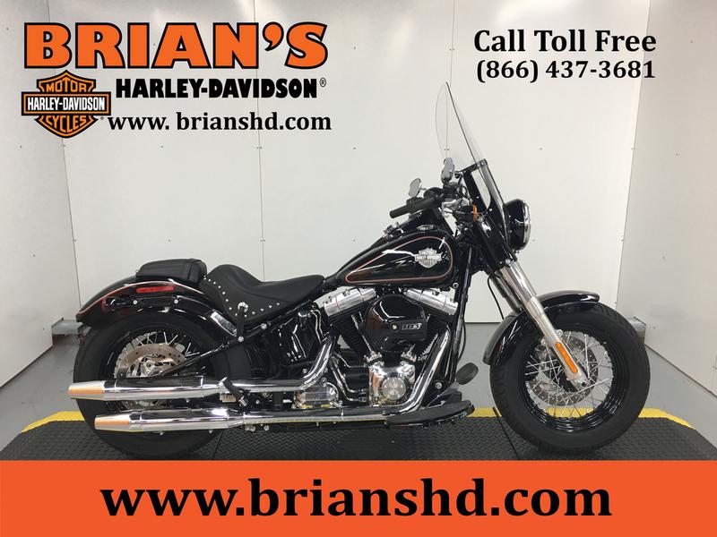 2016 Harley-Davidson FLS - Softail Slim