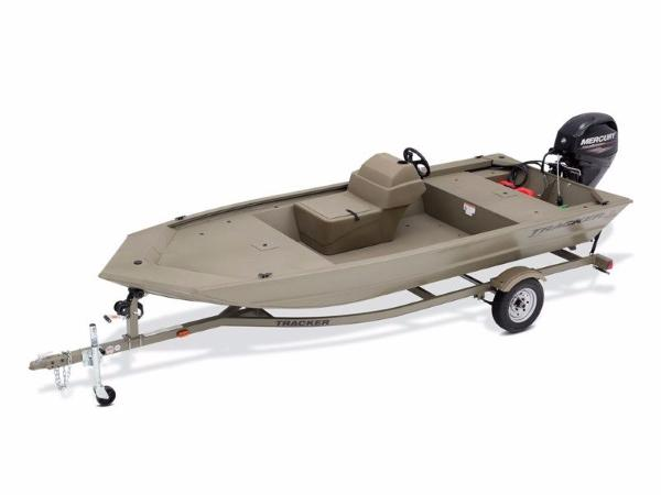 2017 TRACKER BOATS GRIZZLY 1648 MVX SC