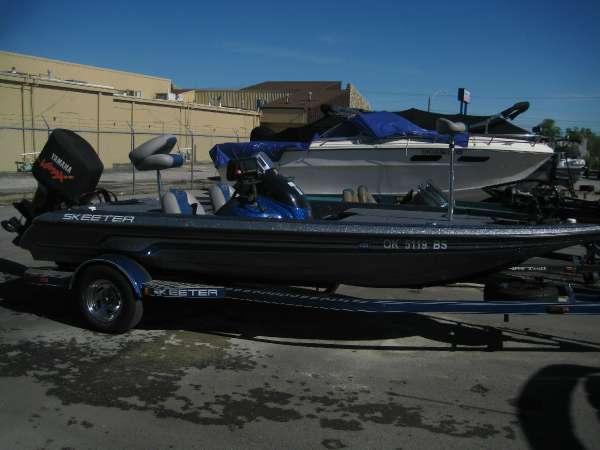 2007 Skeeter ZX 190