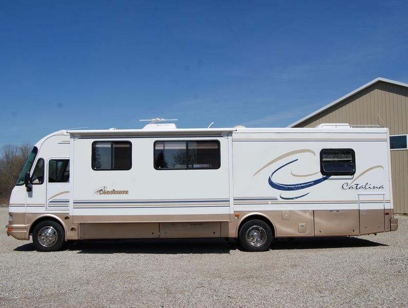 1999 Coachmen Catalina 330MBS, 2