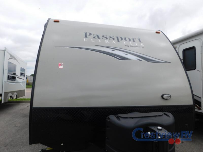2017 Keystone Rv Passport 195RB Express
