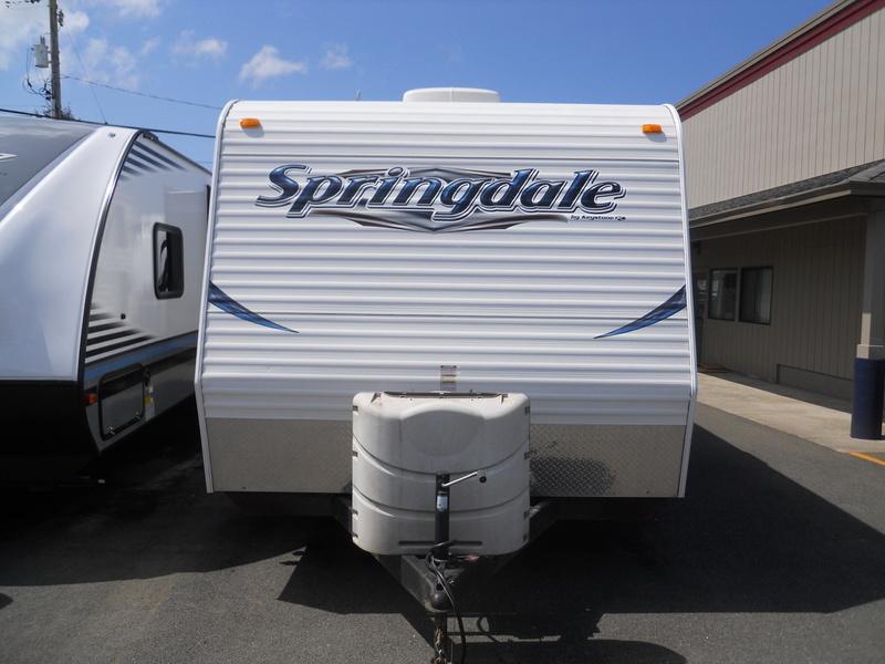 2012 Keystone Rv Springdale 189FLWE, 1