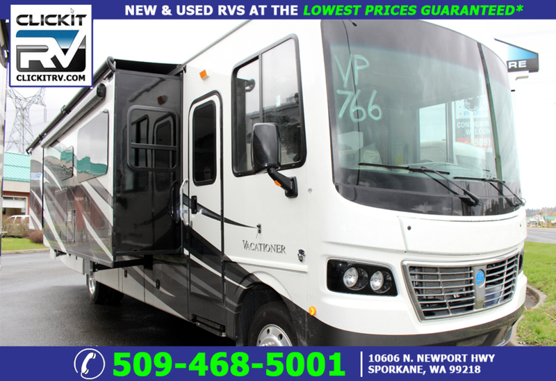 2017 Holiday Rambler Vacationer 35P