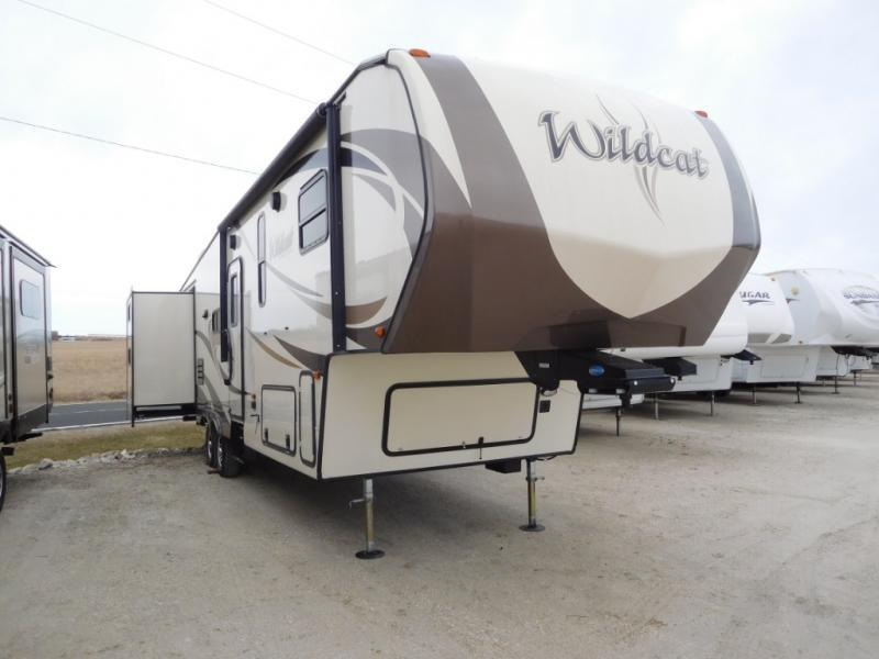 2017 Forest River Rv Wildcat 31SAX