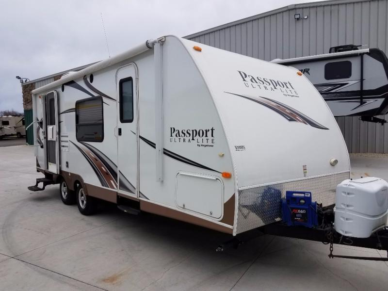 2013 Keystone Rv Passport 245RB Express, 0