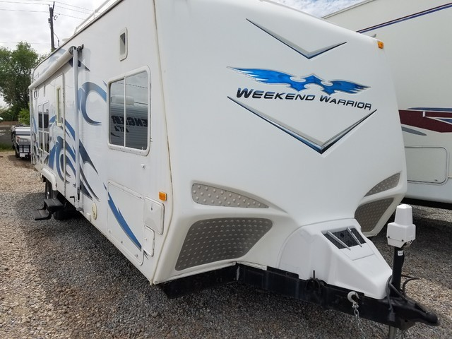 2008 Weekend Warrior FS2600