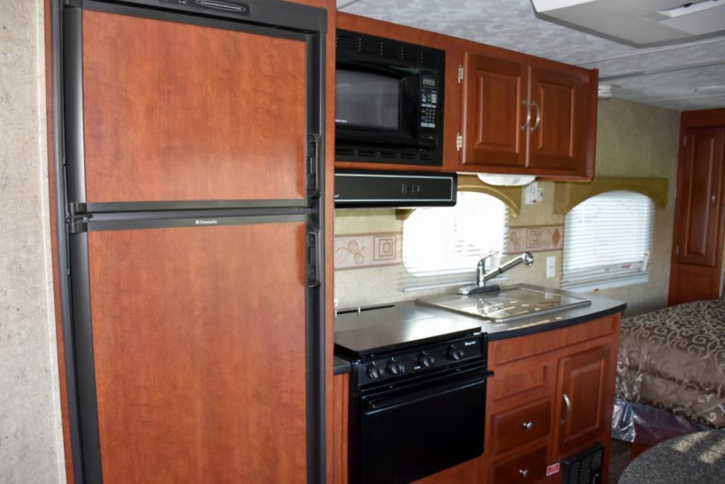 2011 Forest River WILDWOOD 22RBXL, 5