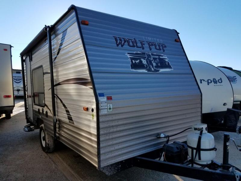 2015 Forest River Rv Cherokee Wolf Pup 17RP