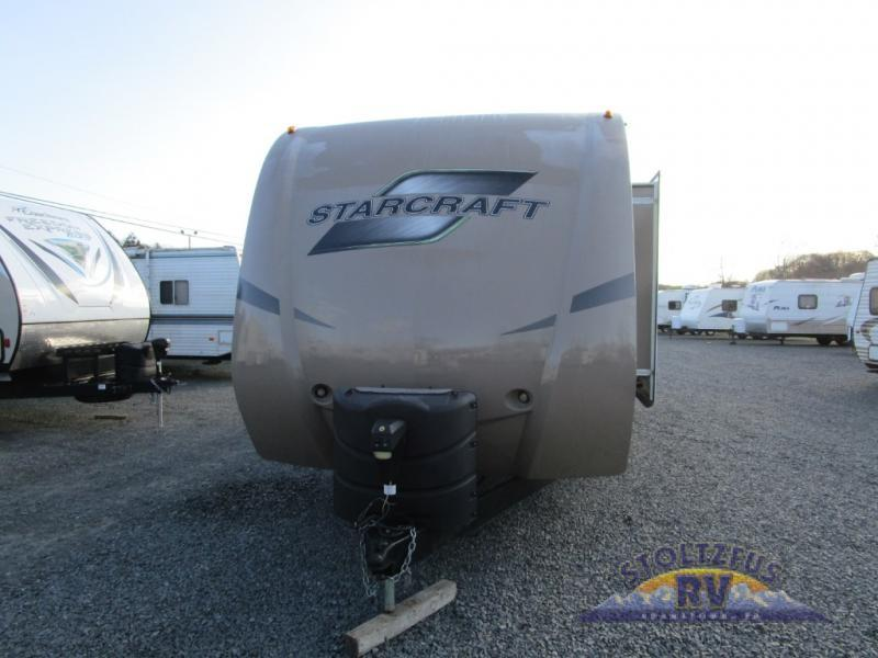 2015 Starcraft Travel Star 274RKS
