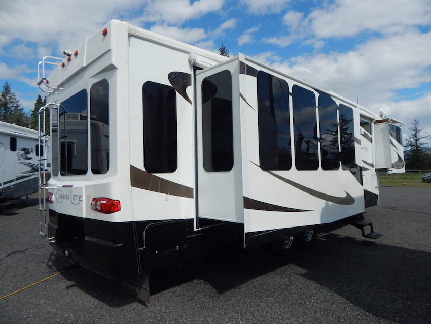 2008 Carriage CARRI-LITE 36XTRM5, 2