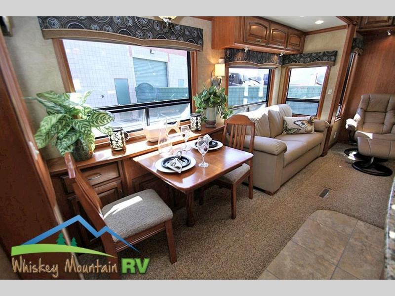 2012 DRV Mobile Suites Atlanta 45' Quad Slide 2 Bedroom, 6