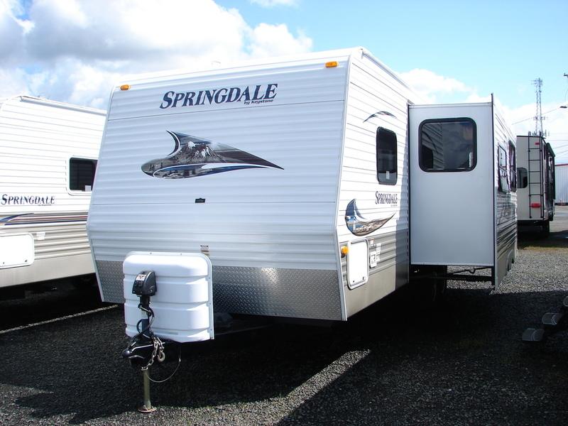 2011 Keystone Rv Springdale 267BHSSR, 2
