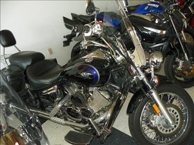 2003 Yamaha V STAR 1100 CUSTOM