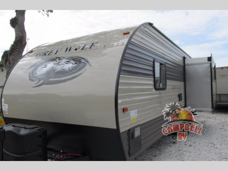 2017 Forest River Rv Cherokee Grey Wolf 23MK