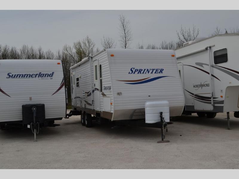 2007 Keystone Rv Sprinter 274RLS