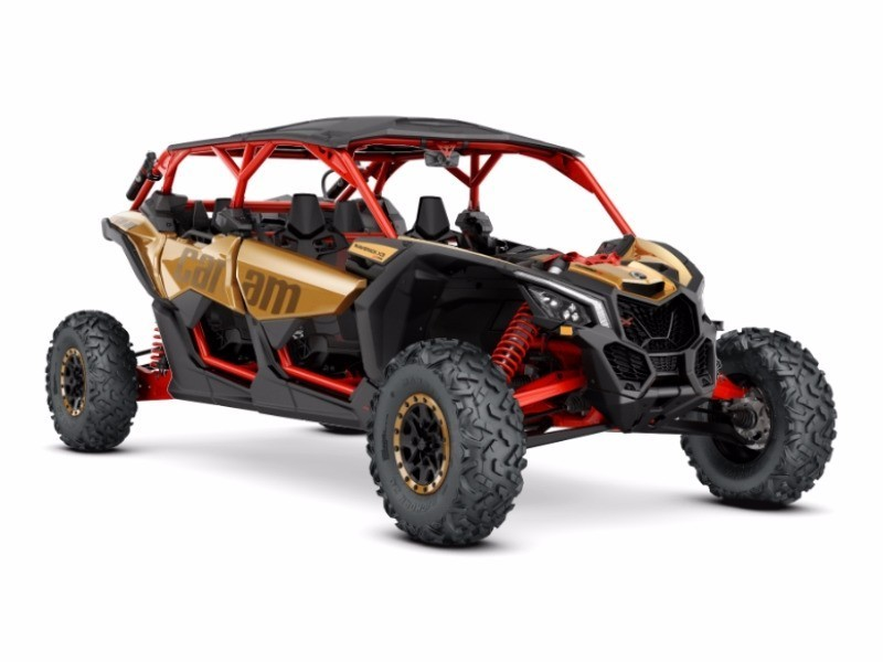 2017 Can-Am Maverick X3 MAX X rs