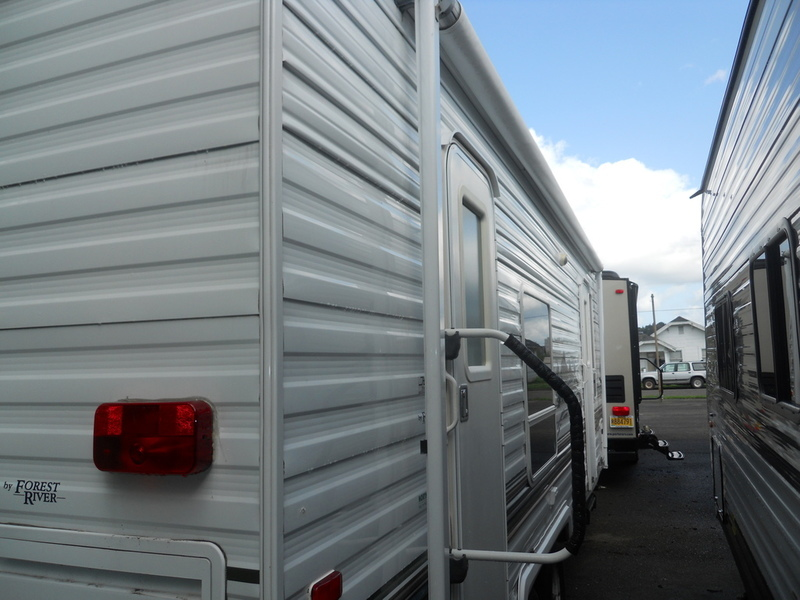 2005 Forest River Wildwood t-25rk, 7