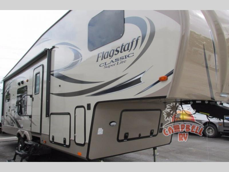 2018 Forest River Rv Flagstaff Classic Super Lite 8528RKWS