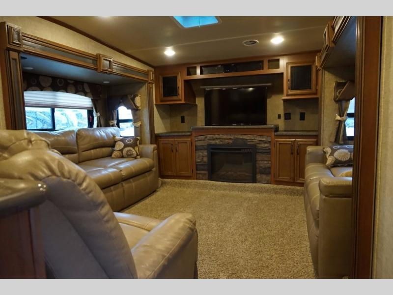 2015 Forest River Rv Sierra 377FLIK