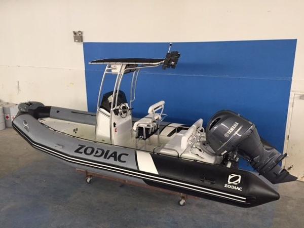 2017 ZODIAC Pro Open 650