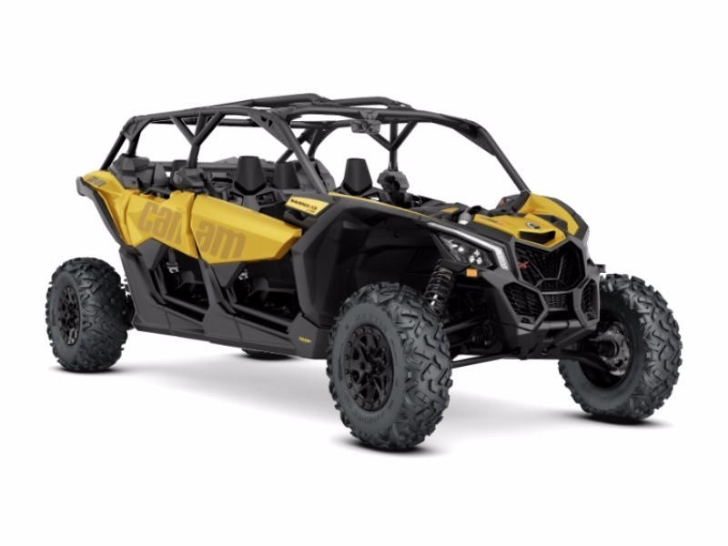 2017 Can-Am Maverick X3 MAX X ds