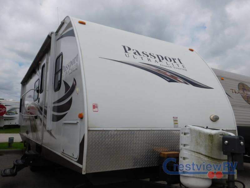 2013 Keystone Rv Passport 2510RB Grand Touring