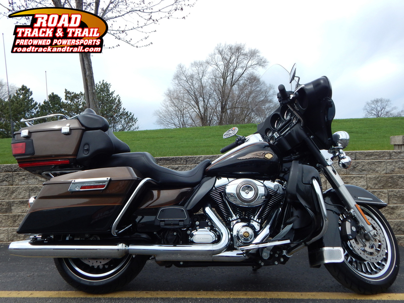 2013 Harley-Davidson FLHTKAE - Electra Glide Ultra Limited 110th Anniversary