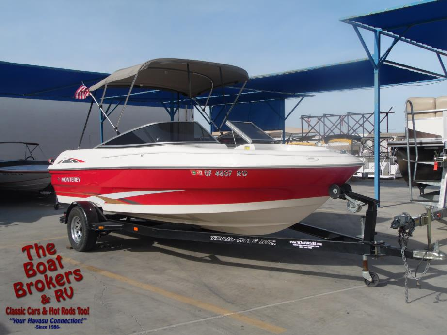 Lake Havasu Boat Dealers >> Monterey 180 Edge Boats for sale