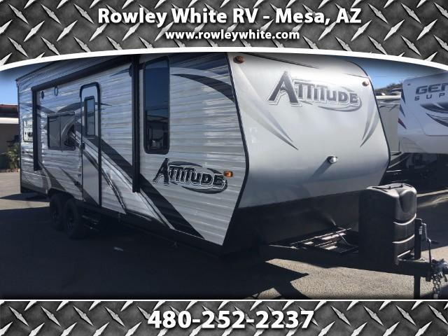 2018 Eclipse Rv Attitude 21SA